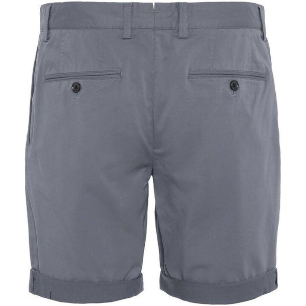 J.Lindeberg - Shorts - Nathan-Super Satin (6642 Dark Grey) - Thernlunds