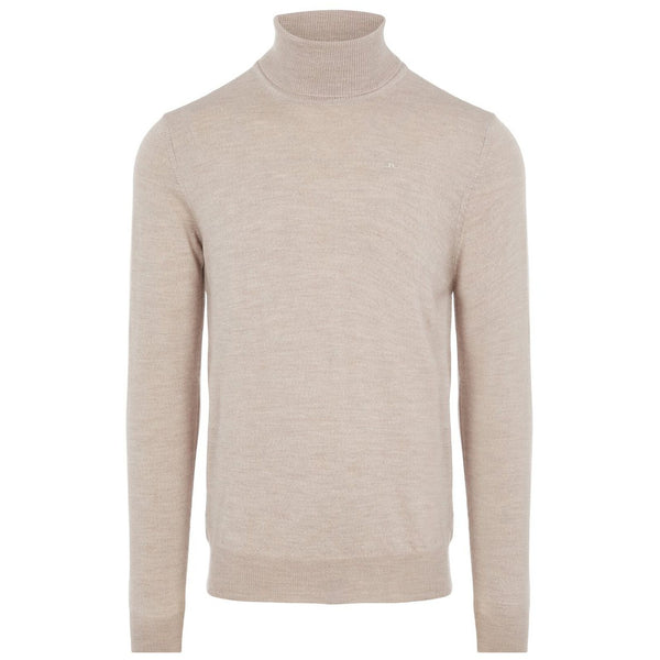 J.Lindeberg - Tröja - Lyd Merino Turtleneck Sweater - Thernlunds
