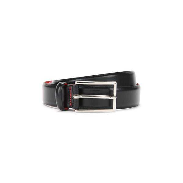 HUGO - Bälte - Gavrilo Belt (001 Black) - Thernlunds