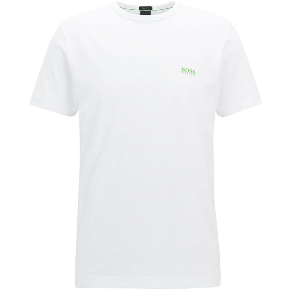 Hugo Boss Athleisure - T-shirt - Tee 10106415 01 (100 White) - Thernlunds