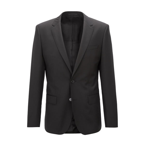 Hugo Boss Business - Kavaj - Hayes_cyl Jacket (001 Black) - Thernlunds
