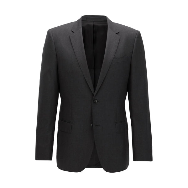 Hugo Boss Business - Kavaj - Hayes_cyl Jacket (021 Dark Grey) - Thernlunds