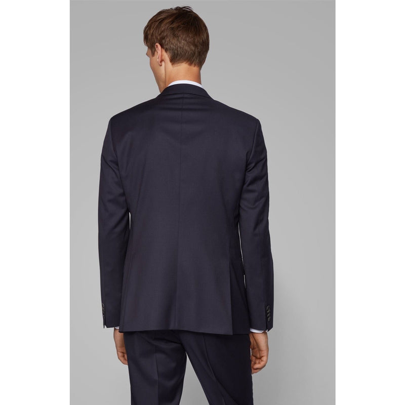 Hugo Boss Business - Kavaj - Hayes_cyl Jacket (401 Dark Blue) - Thernlunds