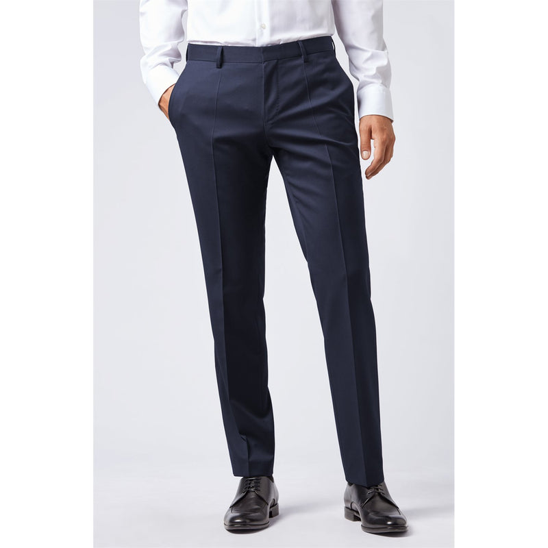 Hugo Boss Business - Byxa - Gibson_cyl 10191512 01 (401 Dark Blue) - Thernlunds