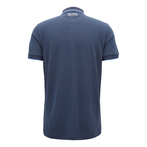 Hugo Boss Business - Pikétröja - Paddy Polo (410 Navy) - Thernlunds