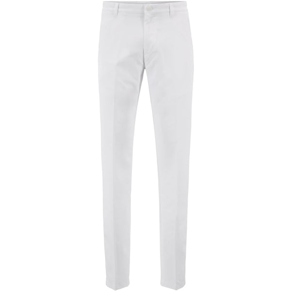 Hugo Boss Athleisure - Byxa - Hakan 9 -1 10172225 01 (100 White) - Thernlunds