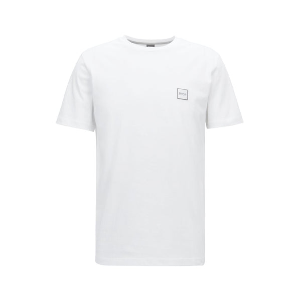 Hugo Boss Casual - T-shirt - Tales 10208401 01 (100 White) - Thernlunds