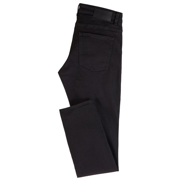 Hugo Boss Business - Jeans - Delaware3 10205179 02 (001 Black) - Thernlunds