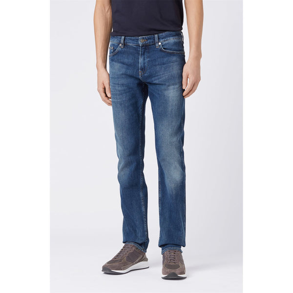 Hugo Boss Business - Jeans - Delaware3 Jeans (417 Navy) - Thernlunds