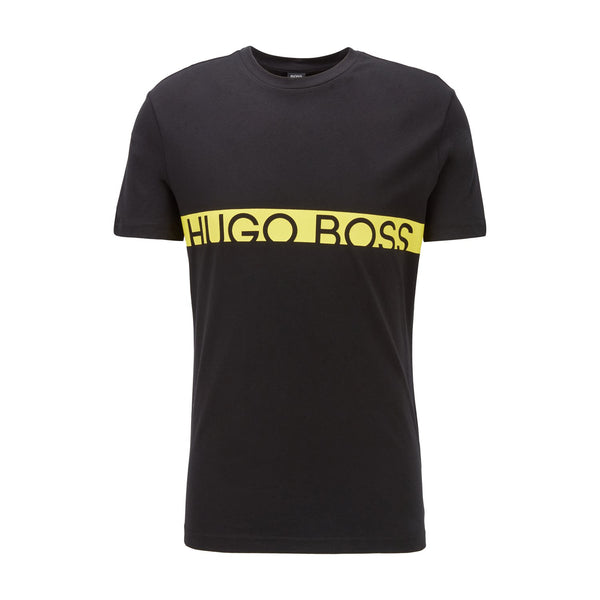 Hugo Boss Business - T-shirt - T-Shirt RN 10217081 01 (004 Black) - Thernlunds