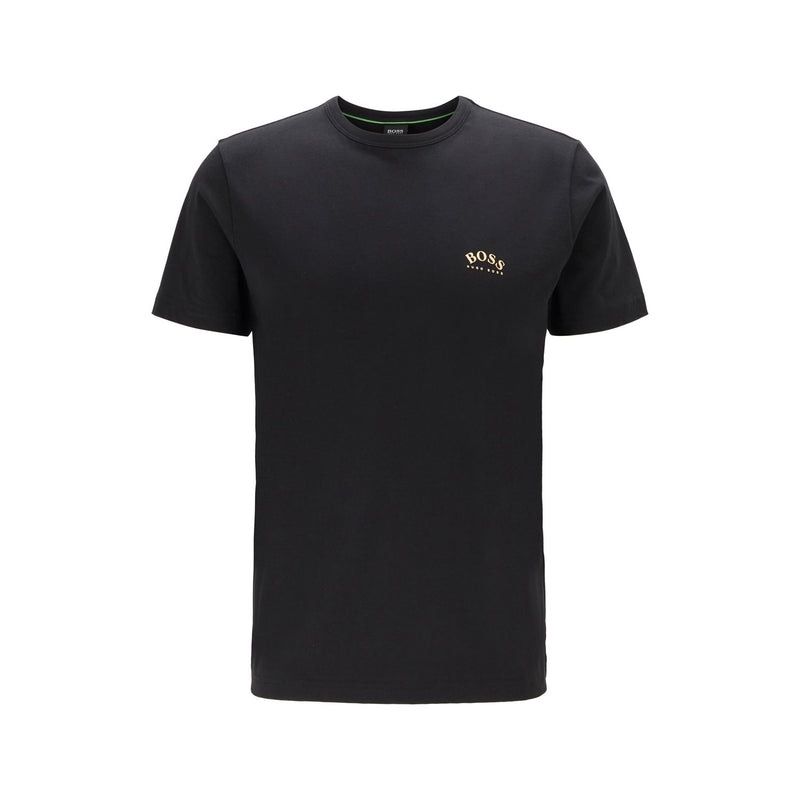 Hugo Boss Athleisure - T-shirt - Tee Curved 10213473 01 (012 Charcoal) - Thernlunds