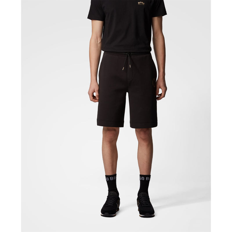 Hugo Boss Athleisure - Shorts - Halboa Short Shorts (012 Charcoal) - Thernlunds