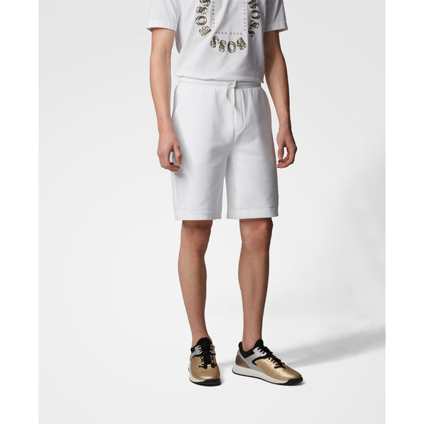 Hugo Boss Athleisure - Shorts - Halboa Short Shorts (112 Open White) - Thernlunds