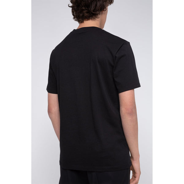 HUGO - T-shirt - Dero203 10182493 01 (001 Black) - Thernlunds
