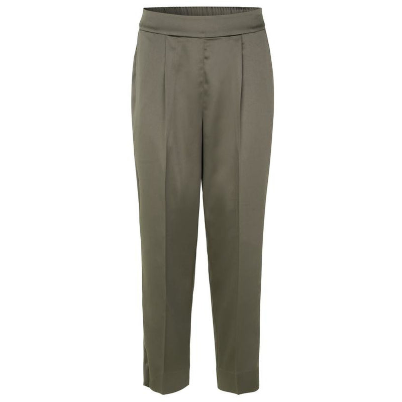 Second Female - Klänning - Orion MW Trousers (4059 Sea Turtle) - Thernlunds