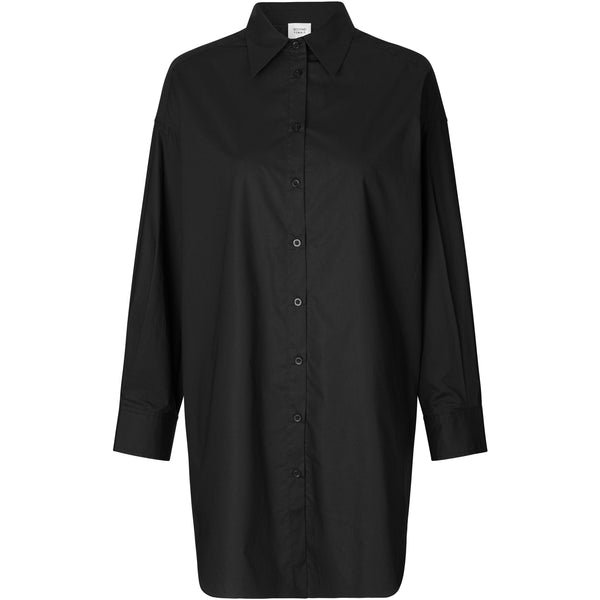 Second Female - Skjorta - Larkin LS Classic Shirt - Thernlunds