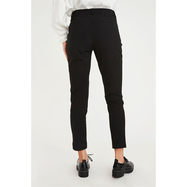Five Units - Byxa - Kylie 396 Crop Trousers (00101 Black) - Thernlunds
