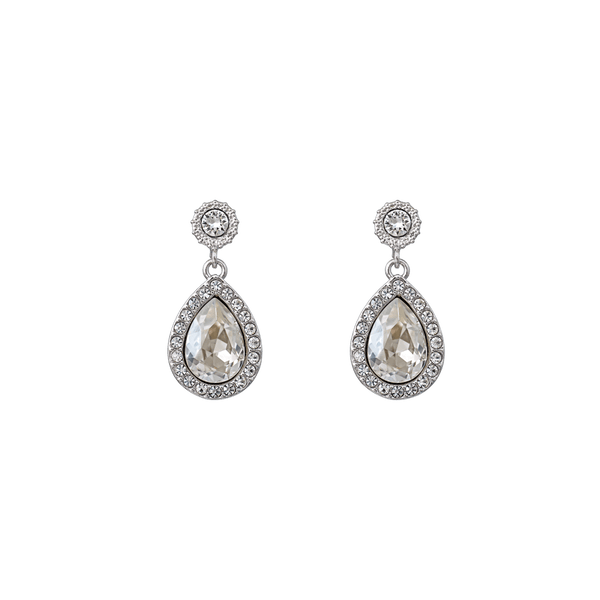 Miss Amy earrings (CRYSTAL)