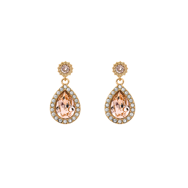 Miss Amy earrings (Silk (Gold))