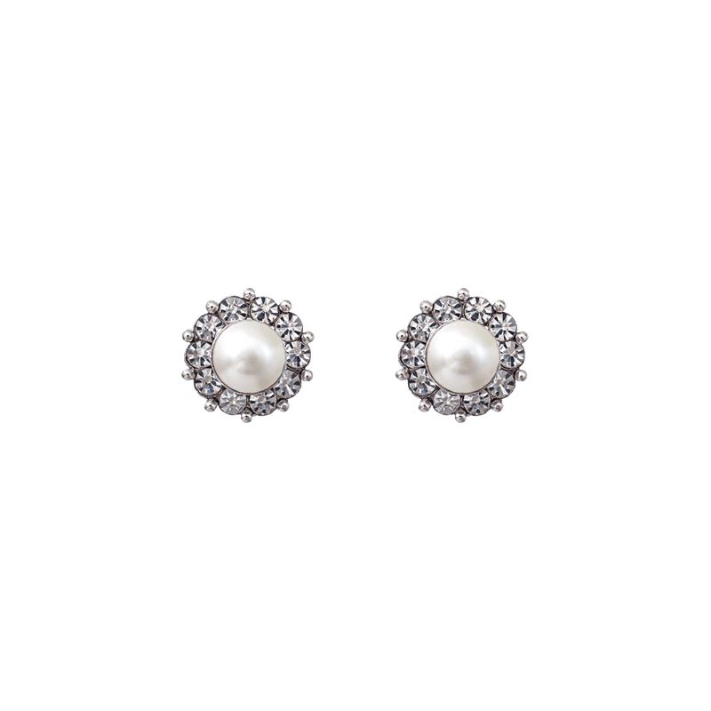 Lily & Rose - Smycken - Miss Sofia Pearl earrings (Créme) - Thernlunds