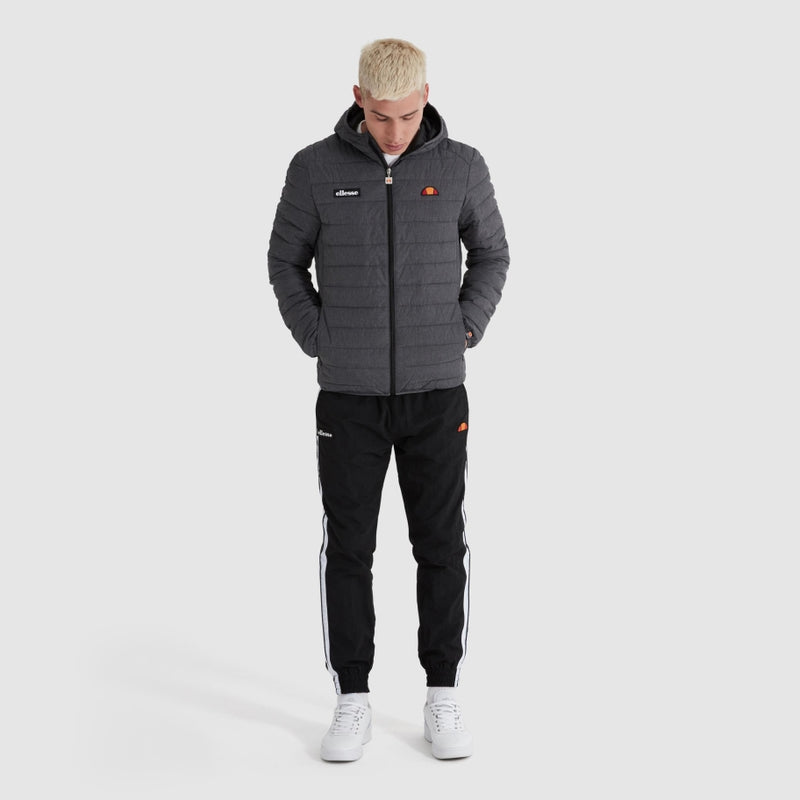 Ellesse - Jacka - SHS01115 Lombardy Padded Jacket (Dark Grey) - Thernlunds