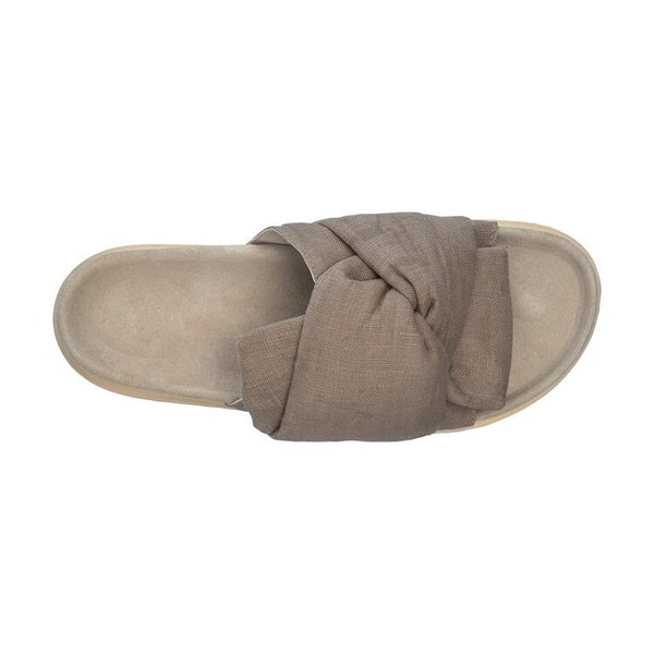 Knot Lino Slipper - Thernlunds