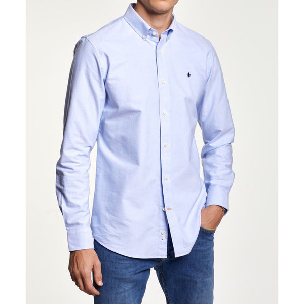 Morris - Skjorta - Oxford Button Down Shirt - Thernlunds