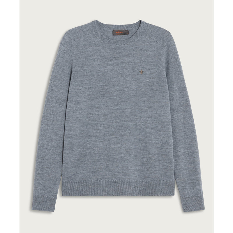 Merino O-neck - Thernlunds