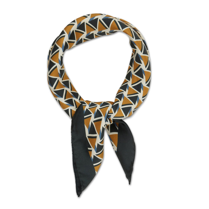 Stenströms - Accessoar - Scarf graphic (481) - Thernlunds