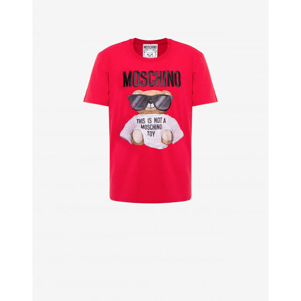 Micro Teddy Bear Jersey T-shirt (2115 Red)