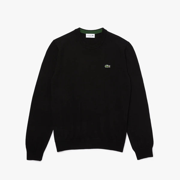 Organic Cotton Crew Sweater - Thernlunds