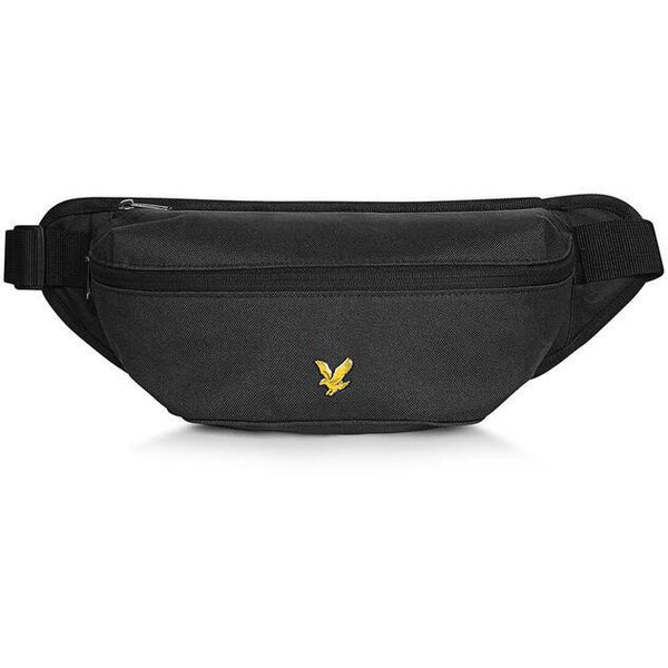 Lyle & Scott - Väska - Crossbody Sling Bag (572 Black) - Thernlunds