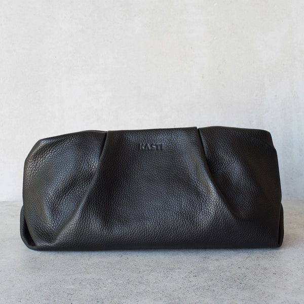 Fig Crossbody clutch L (Black)