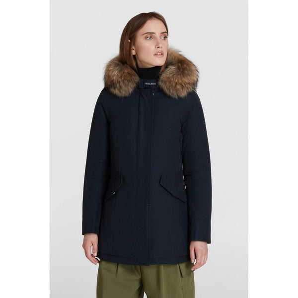 Woolrich - Jacka - W' Arctic Parka FR (dark navy) - Thernlunds
