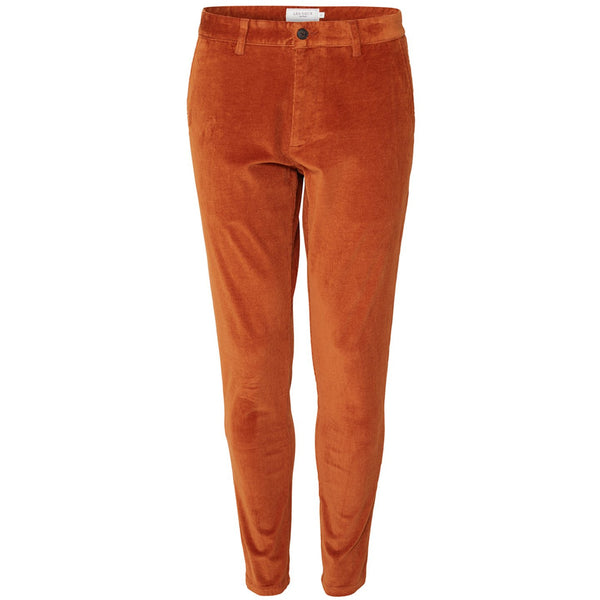 Les Deux - Byxa - Como Corduroy Pants (Rusty Brown) - Thernlunds