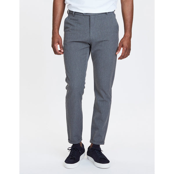 Como Suit Pants (Grey Melange)