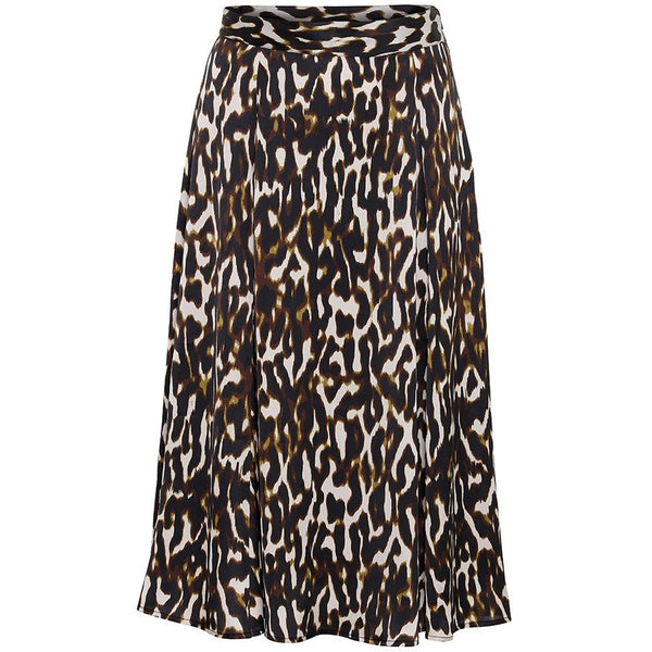 DAY - Kjol - 1205122081 DAY Be A Woman Skirt (10001 Java) - Thernlunds
