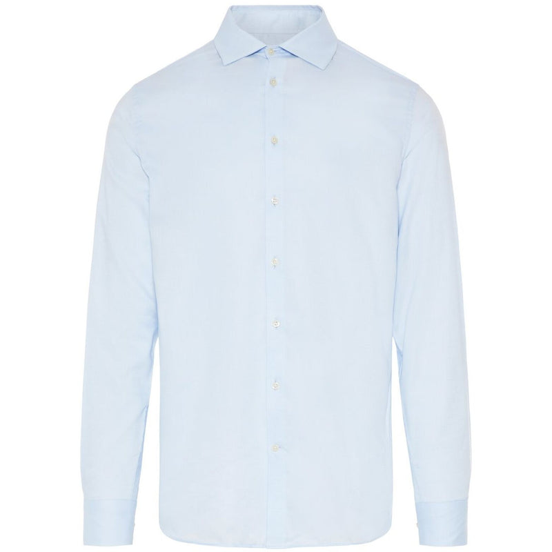 J.Lindeberg - Skjorta - Daniel CA TL Non-iron Oxford (6402 Lt Blue) - Thernlunds