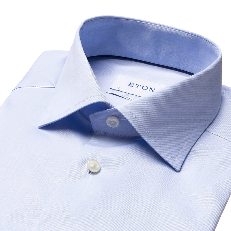 Eton - Skjorta - Signature Slim Shirt Xls - Thernlunds
