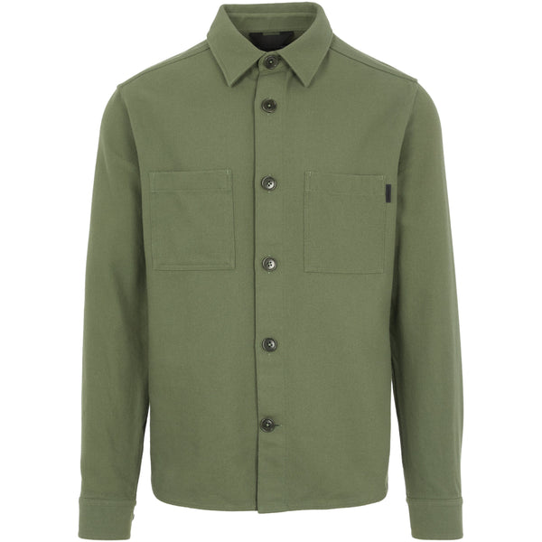 J.Lindeberg - Overshirt - Structured Twill Overshirt - Thernlunds