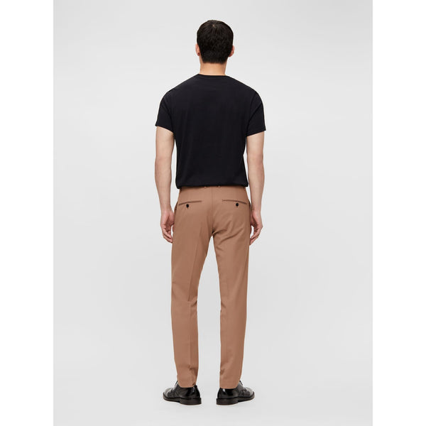J.Lindeberg - Byxa - Grant Stretch Twill Pants (E272 Burro) - Thernlunds