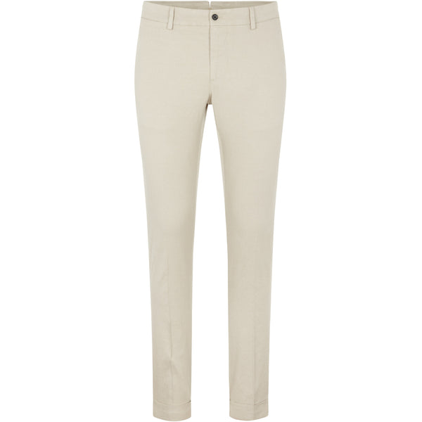 J.Lindeberg - Byxa - Grant Linen Stretch Pants - Thernlunds
