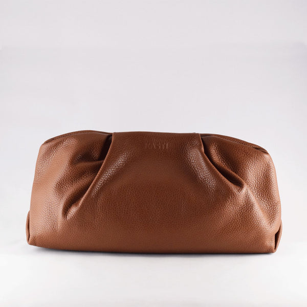 Fig Crossbody clutch L (Brown)