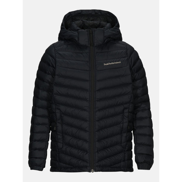 Peak Performance - Jacka - Jr Frost Down Hood Jacket - Thernlunds