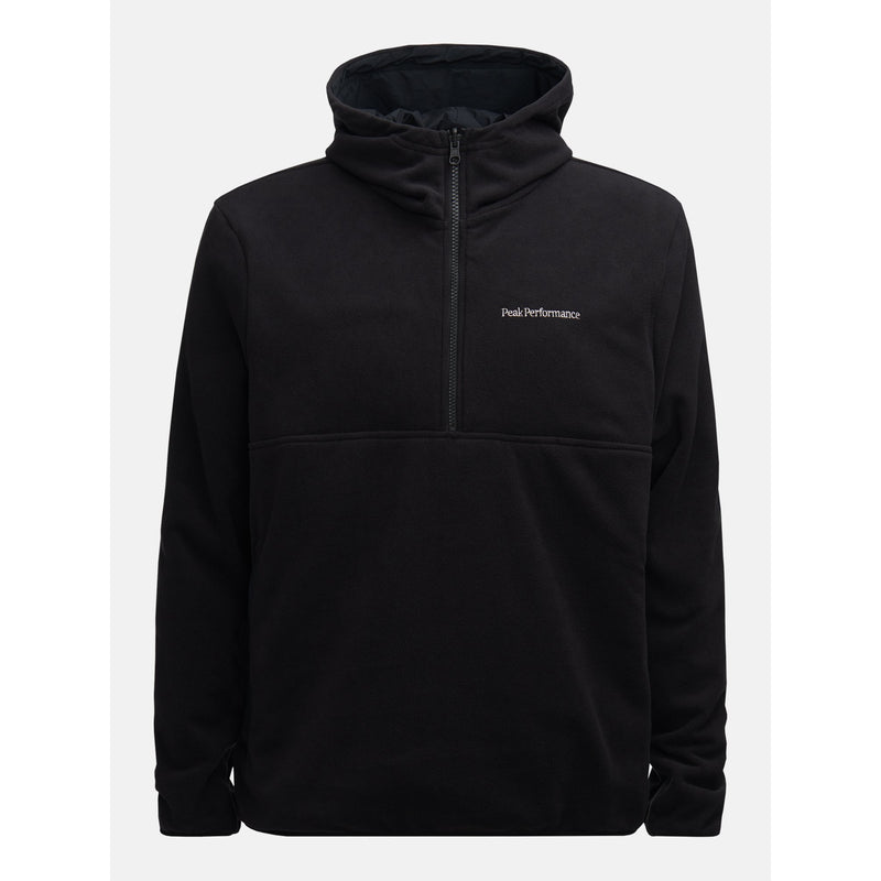 Peak Performance - Tröja - M Tech Soft Reverse H (050 Black) - Thernlunds