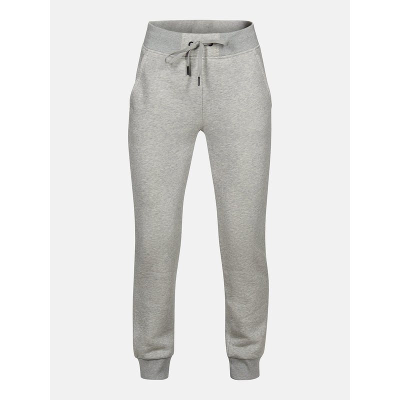 Peak Performance - Byxa - W Original Pant (M03 Med Grey Mel) - Thernlunds