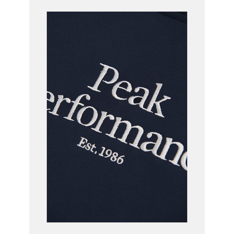 Peak Performance - Tröja - W Original Hood - Thernlunds
