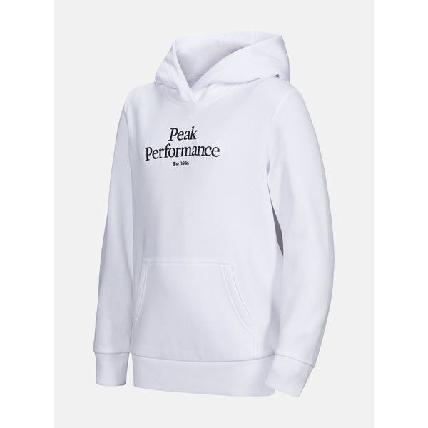 Peak Performance - Tröja - JR Original Hood - Thernlunds