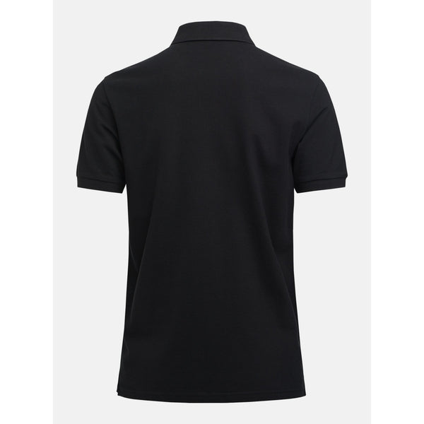 Peak Performance - Pikétröja - Urban Pique (050 Black) - Thernlunds