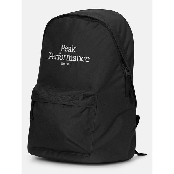Peak Performance - Väska - OG Backpack (050 Black) - Thernlunds